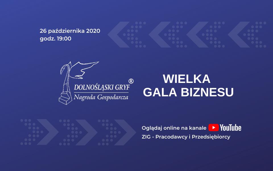 Wielka Gala Biznesu 2020